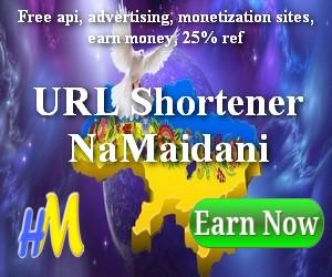 URL Shortener NaMaidani
